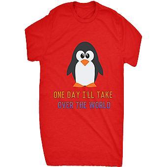 Renommierten Pinguine eines Tages werde ich die Weltherrschaft übernehmen