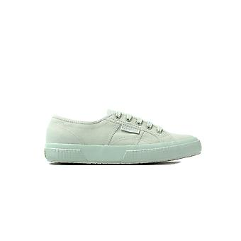Women's 2750 Cotu Classics Canvas Trainers - Total Mint