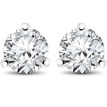 1 ct TDW Diamond 3 bolcami Martni stadniny