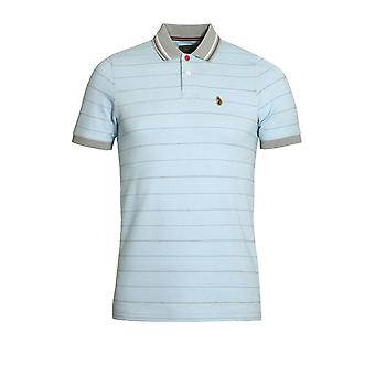 LUKE SPORT Brahamas Polo Shirt | White Mix