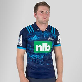 Adidas Blues 2019 plaatsvervanger Super Rugby S/S Rugby Shirt