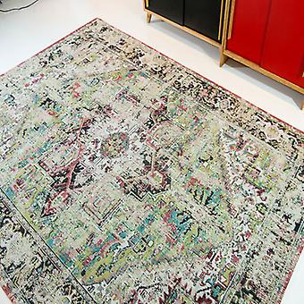 Rugs -Antiquarian Antique Heriz Avlu Green - 8706