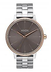 Nixon The Kensington argent   Rose or   Taupe (A0992215)