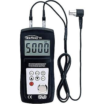 Testboy 75 Layer-thickness Tester, Coating Tester 1.2 - 200 mm