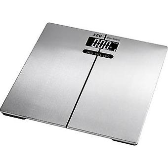 Analytical scales AEG PW 5661 FA Weight range=180 kg Silver