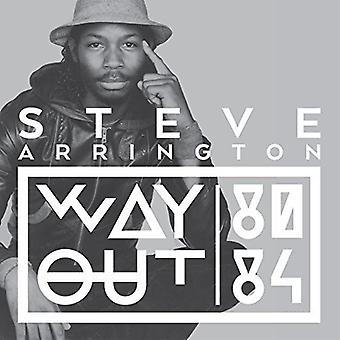 Steve Arrington - Way Out (80-84) [Vinyl] USA Importer