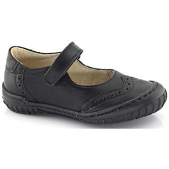 Froddo Girls G3140007-3 School Shoes Black