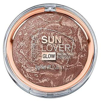 Catrice Cosmetics Sun Glow Bronzing Powder Lover 010 (Makeup , Face , Bronzers)