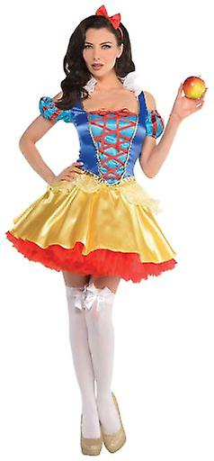 Amscan Snow White Adult Costume (Babies and Children , Costumes)