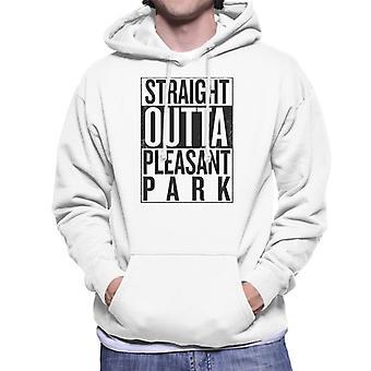 Fortnite Straight Outta Parkanlage Männer das Sweatshirt mit Kapuze