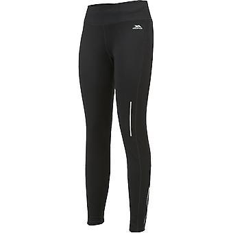 Trespass Womens/Ladies Pity Lightweight Active Running Leggings