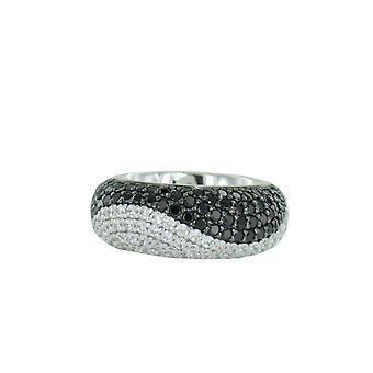ESPRIT collection ladies ring silver Peritau ELRG91845A