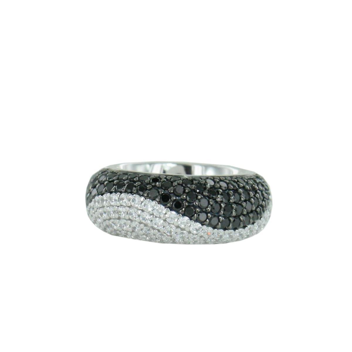 ESPRIT collection ladies ring silver Peritau ELRG91845A