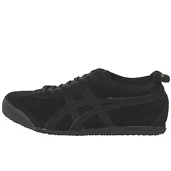 Onitsuka Tiger Mexico 66 Trainers - Black Suede