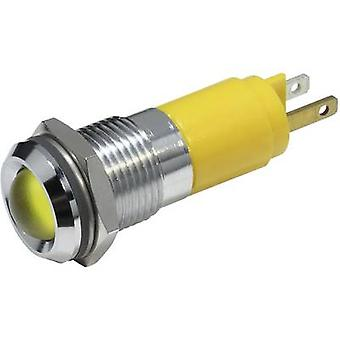 CML LED indicator light Yellow 24 Vdc 19210352
