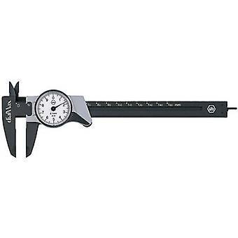 Dial caliper 150 mm Wiha dialMax 27082