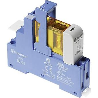 Finder 48.31.8.110.0060 Relay component 1 pc(s) Nominal voltage: 110 V AC Switching current (max.): 10 A 1 change-over