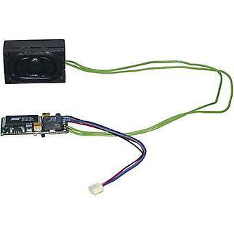 Piko H0 56322 lyd modul modul, inkl kabel, inkludert kobling