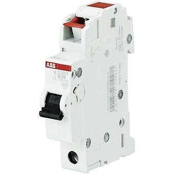 Circuit breaker 1-pin 6 A