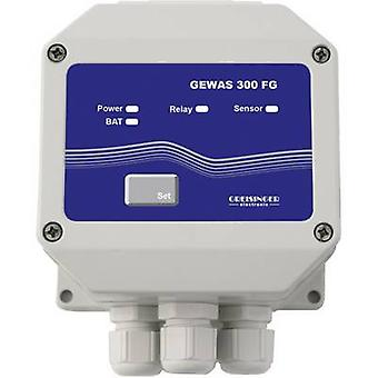 Greisinger 600656 Water leak detector no sensor mains-powered
