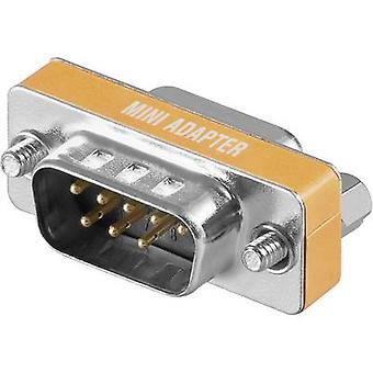 Goobay Series adapter [1x D-SUB-stik 8-bens-1x D-SUB-stik 9-PIN] 0 m orange