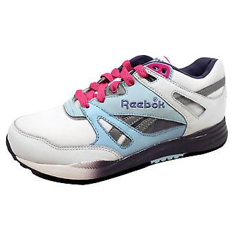 Reebok Ventilator White/Purple-Blue 1-181347 Women's