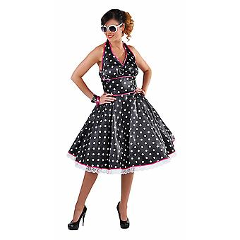 Women costumes Women rock'n roll 50s dress