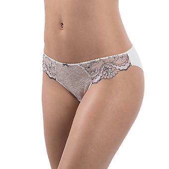 Aubade MB22 Women's Femme Romantique Lace Knickers Panty Brazilian Brief