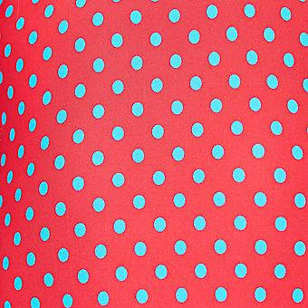 Zoggs Spot Scoopback zwembroek rood