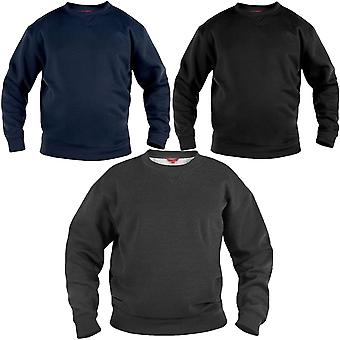 Duke D555 Rockford Mens Sweat Big Tall King Size Crew Neck Pullover Sweatshirt