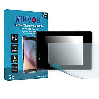 Qumox SJ4000 Action Sport Camera Screen Protector - Mikvon Armor Screen Protector (Retail Package with accessories)