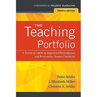 Portefeuille d'enseignement par Peter Seldin