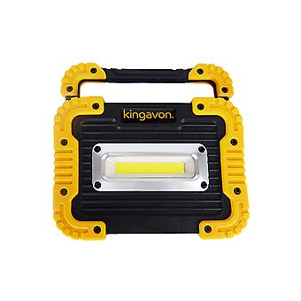 10W COB Work Light LED Lamp Portable With Stand/Holder Camping Emergency