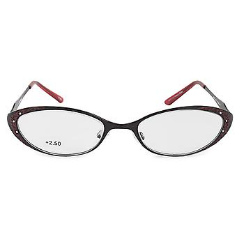 Lunettes de lecture ovale Harley Davidson HD3011 RD 52 +2.50