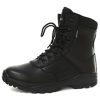 Grafters Ambush Black Mens 8 Waterproof Combat Boots