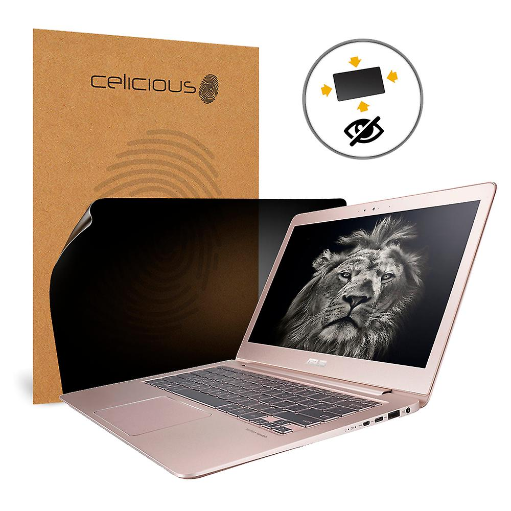 Celicious Privacy Plus 4-Way Anti-Spy Filter Screen Prougeector Film Compatible with ASUS ZenBook UX330UA
