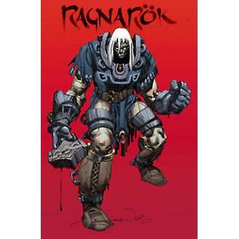 Ragnarök - sista Gud stående - volym 1 av Walter Simonson - Walter Sim
