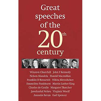 Great Speeches of the 20th Century by The Guardian - 9781848090385 Bo