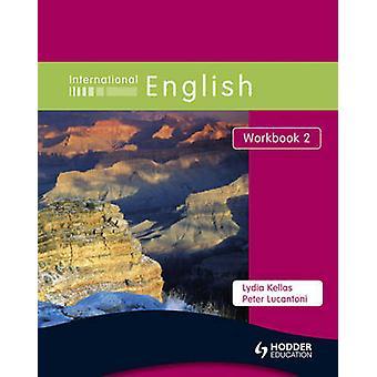 Engelsk (internationalt) - Bk. 2 - projektmappe af Peter Lucantoni - Lydia Kel