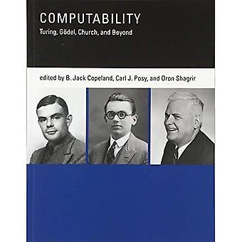 Calculabilité: Turing, Godel, l'église et au-delà