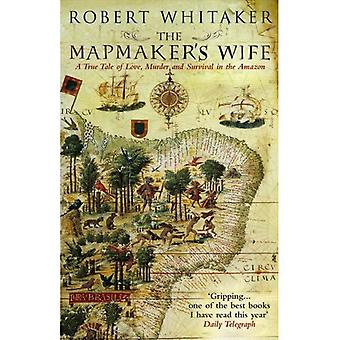 Den Mapmakers fru