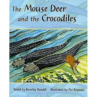 The Mouse Deer and the Crocodiles, Grade 2: Turquoise Level 18