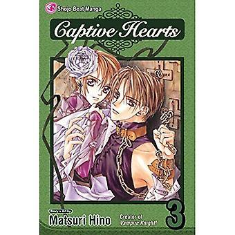 Captive Hearts, vol 3