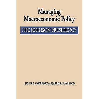 Makroökonomischen Politik Verwaltung