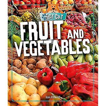 Frukt och grönsaker (faktum katt: sunda matvanor)