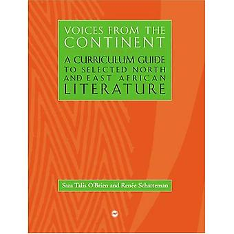 Voices from the Continent: v.2: A Curriculum Guide to Selected North and East African Literature: Vol 2