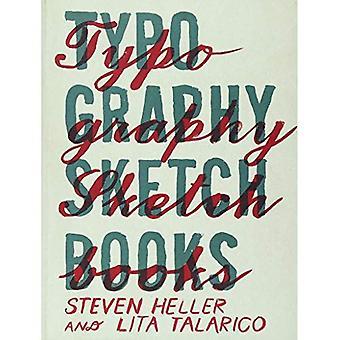 Typografi skissböcker