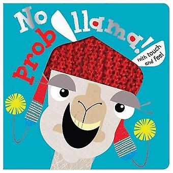 No Probllama! [Board book]