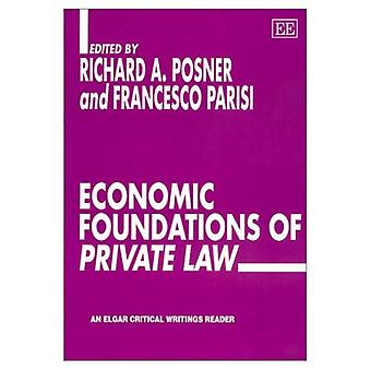 Economic Foundations of Private Law (Elgar Critical Writings Reader)