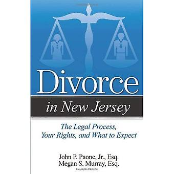 Divorce in New Jersey: The Legal Process, Your Rights, and What to Expect